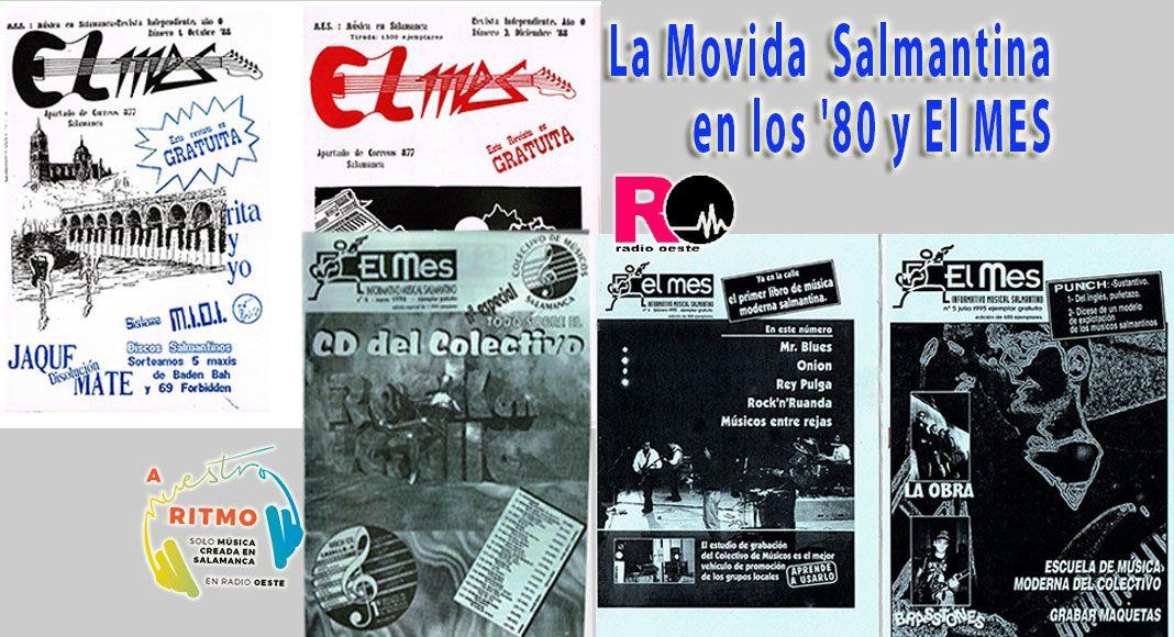 La Movida Salmantina en los '80 y El MES, A Nuestro Ritmo 50