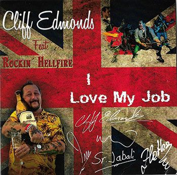 EP I Love My Job (Cliff Edmonds)