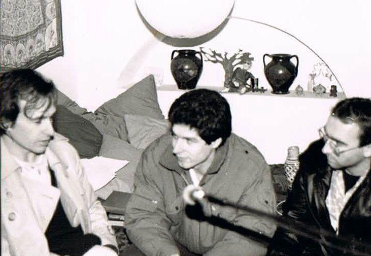 Rai, entrevistado por Fernando Sánchez y Fernando Labajos