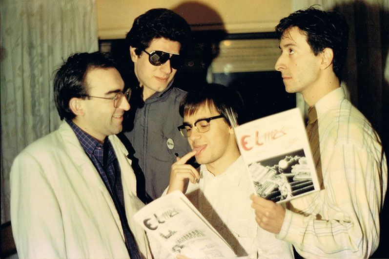 Rita y Yo entrevistados por El MES en 1989