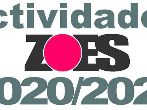 Programa de Actividades promovidas por la Asociación ZOES 2020-2021