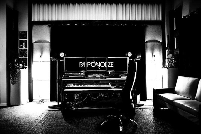 Estudio de producción musical Paponoize