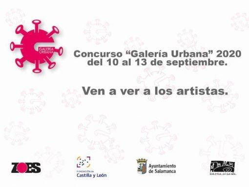 Celebramos la IX edición del Festival Galería Urbana en el Barrio del Oeste