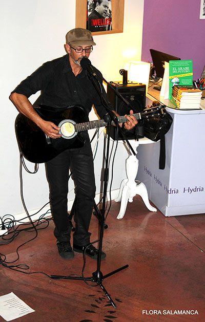 Jimmy López Encinas, el Hombre Tranquilo, en Hydria