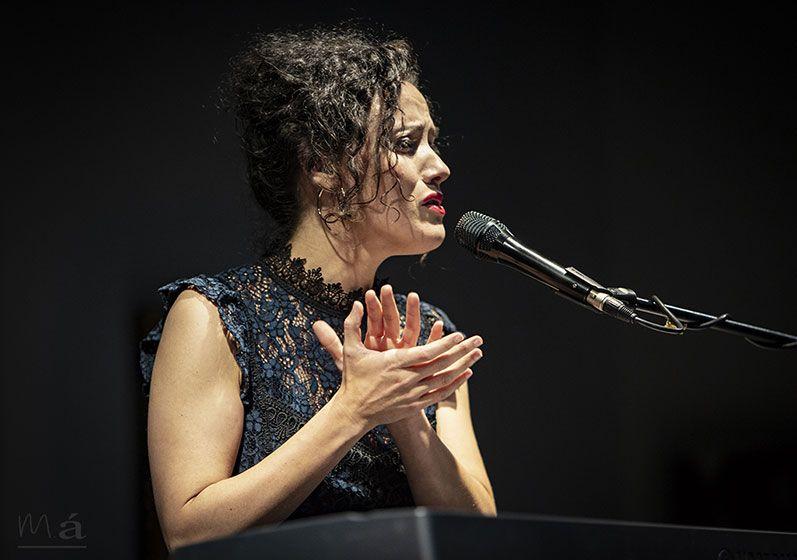 Sheila Blanco (foto: Miguel Ángel)