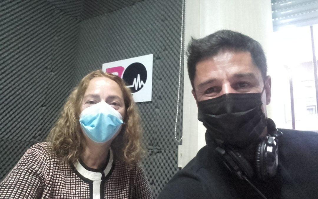 Entrevista a Cristina Jenaro