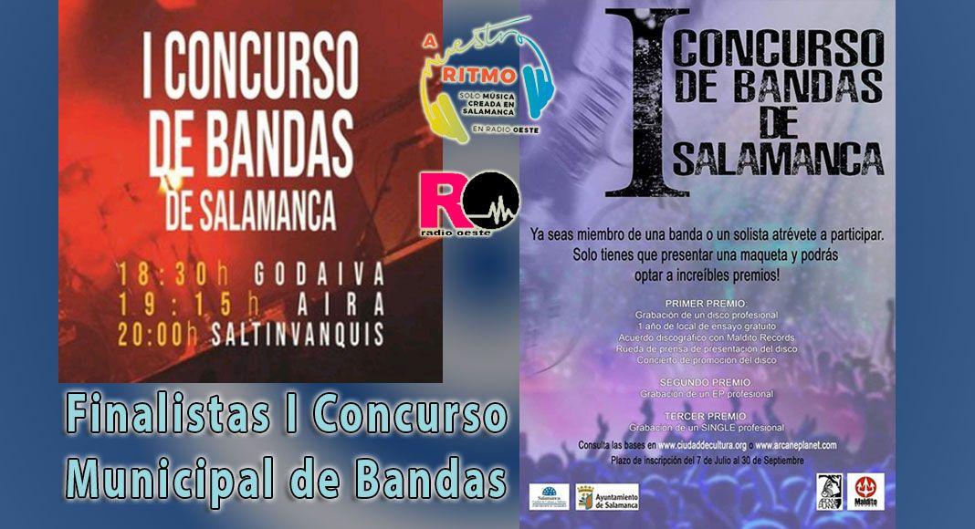 Finalistas del Concurso Municipal de Bandas – A Nuestro Ritmo 61
