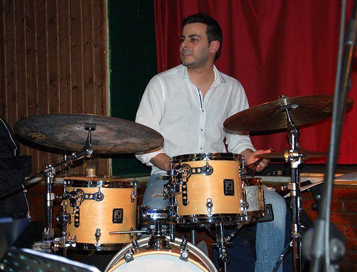 Christian Murgui en el Centenera