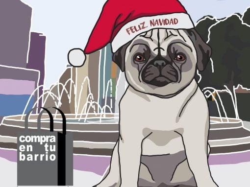 Haz tus compas por Navidad en el Barrio del Oeste