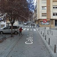 Calle Escultor Carmona