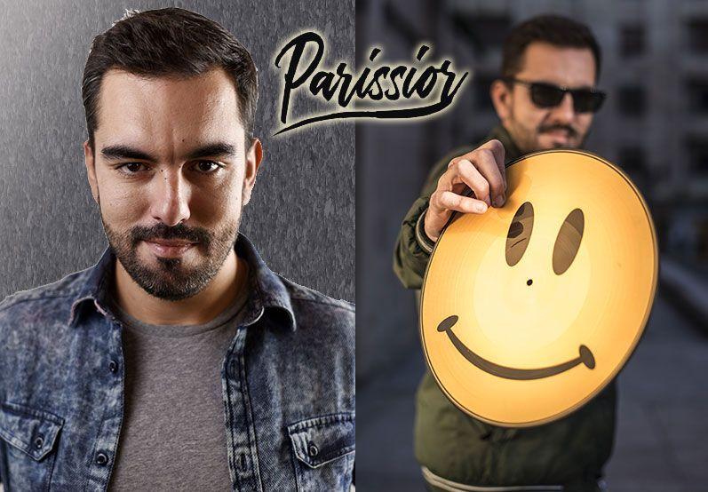 Jesus Aparicio (Parissior) con smiley