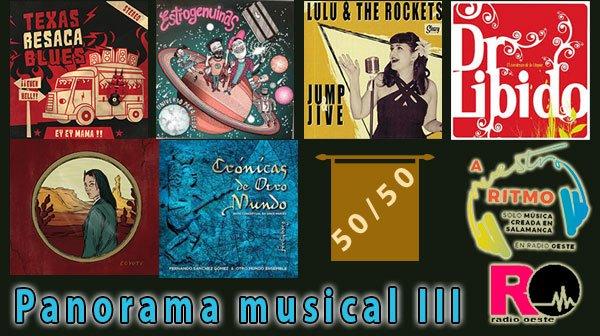 A Nuestro Ritmo 71 Panorama Musical III