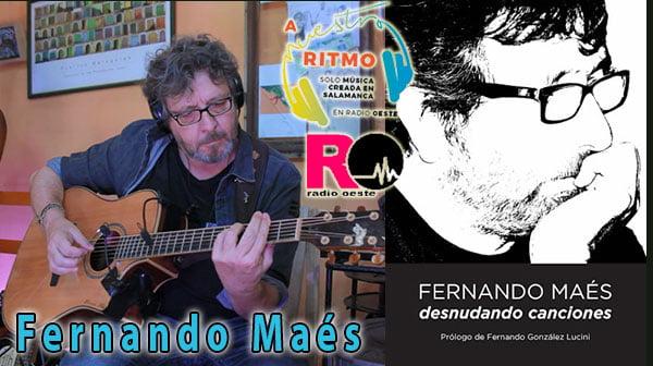 Fernando Maés – A Nuestro Ritmo 72