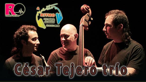 César Tejero trío – A Nuestro Ritmo 73