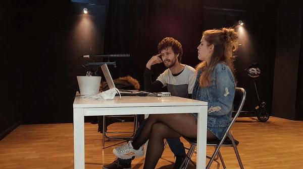 Lectores por el Mundo. Relatos teatrales con Espacio La Bulé.