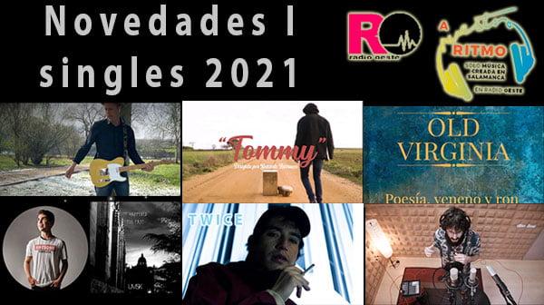Novedades singles 2021 I – A Nuestro Ritmo 75