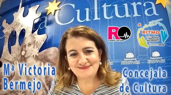 Entrevista a la Concejala de Cultura de Salamanca – A Nuestro Ritmo 77