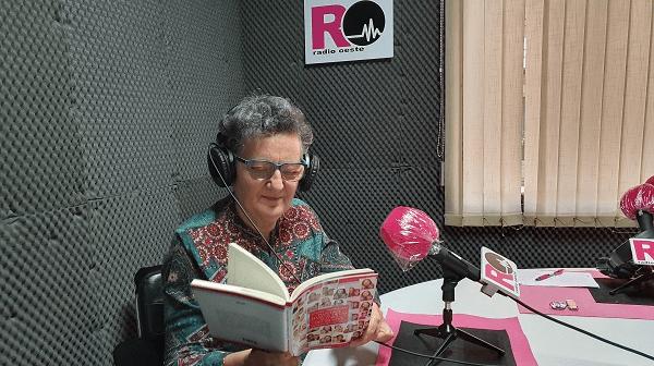 """Lectores por el Mundo. """"Pequeño manual de las madres del mundo"""" de Gustavo Martín Garzo, con la voz de Sagrario Rollán."""