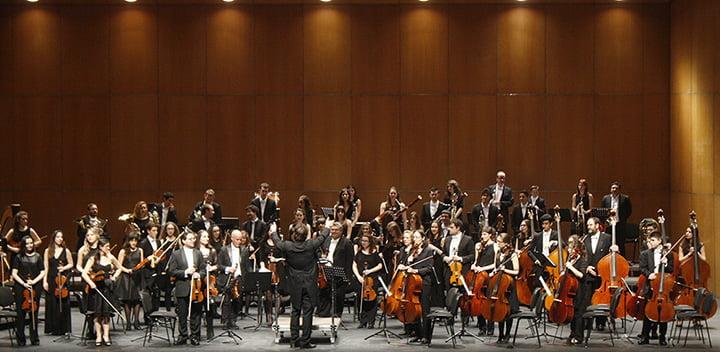 Joven Orquesta Sinfónica Ciudad de Salamanca (JOSCDS)
