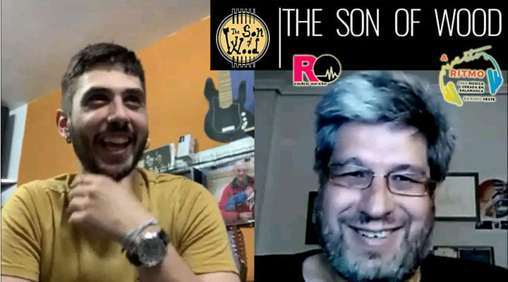 Sergio (The Son of Wood) en Radio Oeste