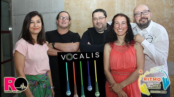 Vocalis – A Nuestro Ritmo 82
