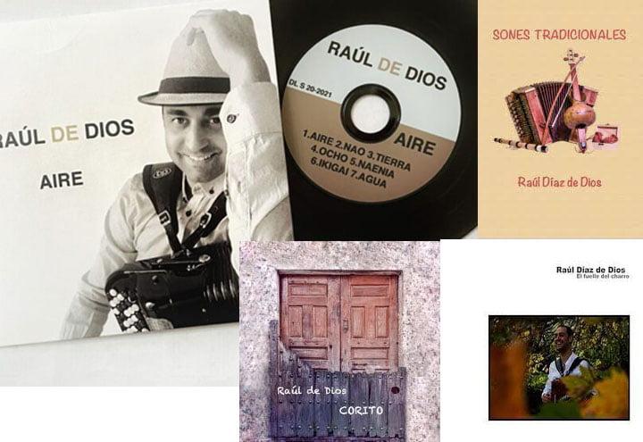 discografía Raúl de Dios