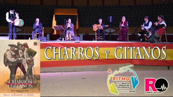 Charros y Gitanos – A Nuestro Ritmo 88