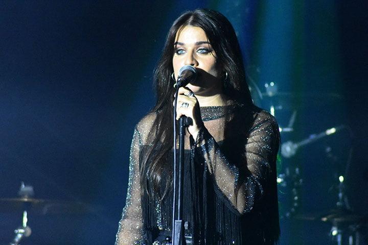 Fátima García, cantante de Godaiva