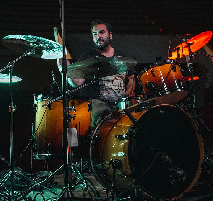Jorge Aguadero (batería)