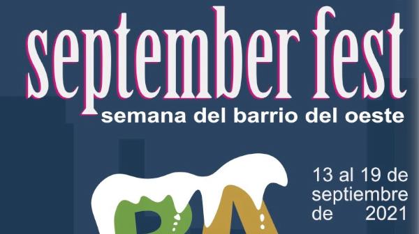 Programa September Fest 2021