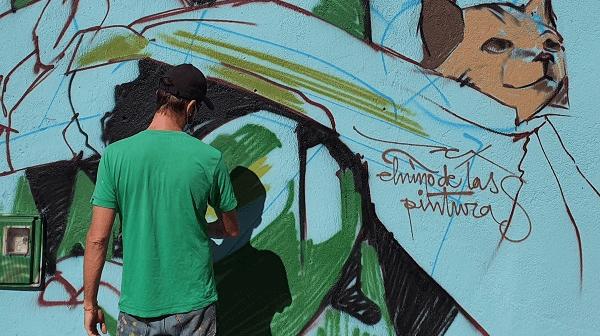 Extrabarrio. Entrevista a Raúl Ruíz, El niño de las pinturas.