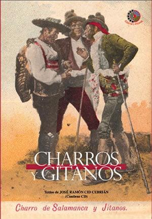 portada libro disco Charros y Gitanos