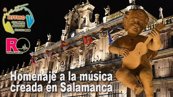 Homenaje a la Música Creada en Salamanca – A Nuestro Ritmo 93