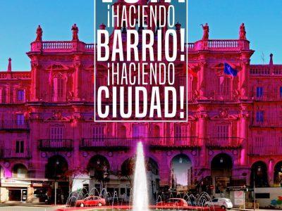Vota por el Oeste en el Festival de Luz y Vanguardias