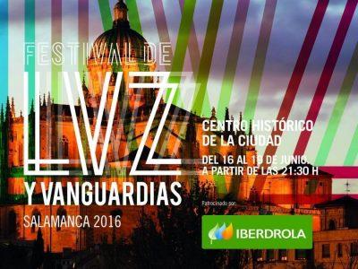 El Barrio del Oeste en el Festival de Luz y Vanguardia