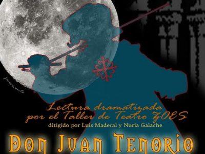 Don Juan Tenorio de la mano del grupo de teatro ZOES